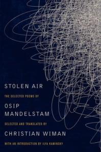 Osip Mandelstam's newest translations