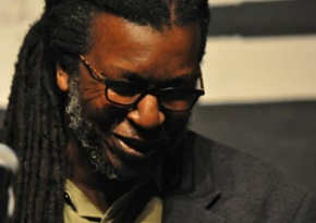 Cornelius Eady Performs Book of Hooks at AWP and Nails It!