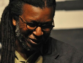 Cornelius Eady Performs Book of Hooks at AWP and NailsIt!